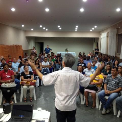 Claudio Pastro sobre a história de São Paulo